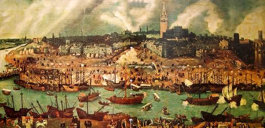 เมือง เซบีญ่า ในอดีต
