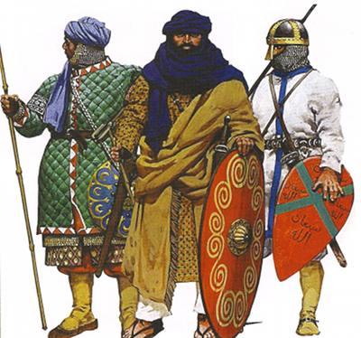 ทหารของอัลญาฮิบ อัลมันซูร