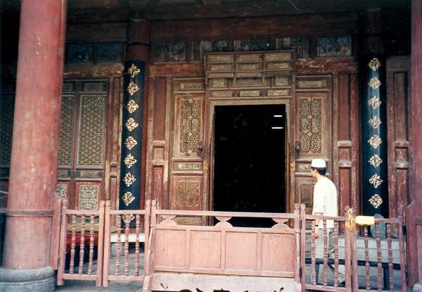 มัสยิดเก่าแก่ในประเทศจีน ที่สร้างขึ้นตามสถาปัตยกรรมจีน