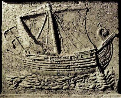 เรือใบของชนชาติฟินิเชี่ยน