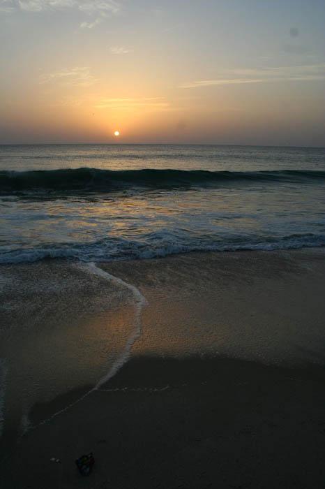 ชายฝั่งคาบสมุทรอาหรับประเทศโอมาน